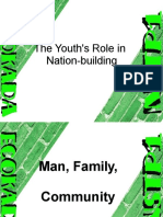 Nationalism, Citizenship, and Nation-building