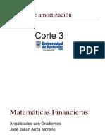 CORTE 3_Sistemas de Amortización