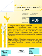 Kelompok 4_stabilitas (WHO,ICH)