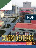 Comercio Exterior de la RPDC - 3 - 2020