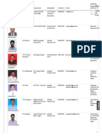government college of techology coimbatore staff data