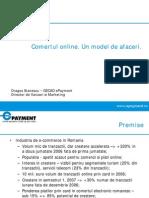 Comert Online Un Model de Afaceri