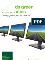 Greenpeace Green Electronics Survey