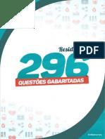 E-BOOK_296 QUESTÕES GABARITADAS DE RESIDÊNCIA.pdf