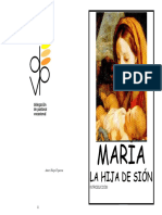 MARIA, LA HIJA DE SIÓN catecúmenos