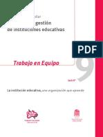 Guía N° 9 - Trabajo en Equipo (2008)