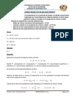 PROBLEMAS RESUELTOS DE BALANCE HIDRICO