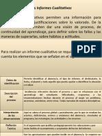 6 Informe Cualitativos