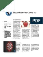 Revista Tratamientos Covid-19