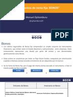 BONOS  - Curso para Inversores Bursátiles 2020