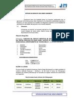 ESTUDIO DE IMPACTO AMBIENTAL LOSA DEPORTIVA CHILCAPUQUIO