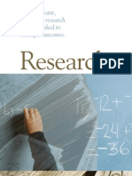 6 Research and the bottom line