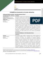 B7 Olivares & Gamarra - Inteligencia emocional en el sector educativo.pdf