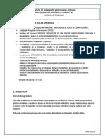 GFPI-F-019 Guia de Aprendizaje - V3 - Redes Inalámbricas