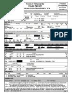 TTPD Police Report Eric Martin