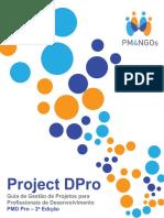 Guia Project DPro - PMD Pro 2a Edição - Português