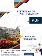 CLASIFICACIÓN DE LOS SI