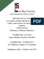 ACTIVIDAD 1 reporte de lectura reformas y políticas educativas orig