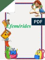 Efemérides abril.