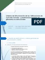 01. Unidad I_Criterios de estructuración y predimensionamiento de elementos estructurales