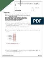 Fundamentos da Eletricidade I - ELE Final (1)