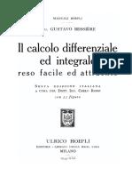 G. Bessiere, Il Calcolo Differenziale ed Integrale Reso Facile ed Attraente