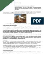 A colonização portuguesa na América - EJA - Multisseriada