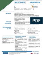 bioquat amonio cuaternario PPM