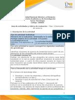 Guía de actividades y rúbrica de evaluación_Fase  2