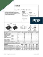 MOSFET_AO4620_Datasheet