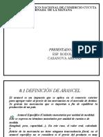 28 ABRIL ARANCEL DE ADUANAS DE ABRIL ARANCEL DE ADUANAS