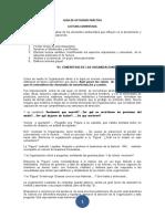 LECTURA CEMENTERIO DE LAS ORGANIZACIONES