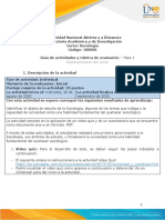 Guia de actividades y Rúbrica de evaluación_Fase 1