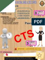 ANALISIS CTS