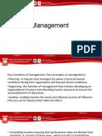 Management Science Prelims