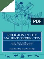 Louise Bruit Zaidman, Pauline Schmitt Pantel - Religion in the Ancient Greek City-Cambridge University Press (1993).pdf