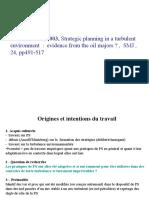 - plannification stratégique - GRANT- prof -