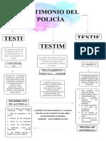 TEMA 4 - TESTIMONIO DEL POLICÍA EN JUICIO ORAL.