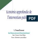 eco approfon intervention publi