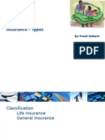 Chapter 4 Insurance-Types