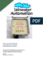 Parts  Flush Installation