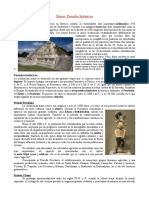 Mayas Períodos históricos