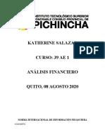 Tarea análisis finaciero
