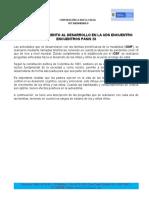 ANÁLISIS SEGUIMIENTO AL DESARROLLO EN LA UDS ENCUENTRO ENCUENTROS PASIS 28 AGOSTO