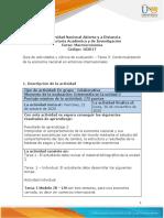 Guía de actividades y rúbrica de evaluación – Tarea 3 Contextualización de la economía nacional en entornos internacionales.docx