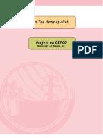 HR Project - GEPGO