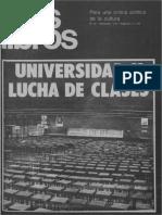 taller total - 1971_Los Libros n23_universidad y lucha de clases