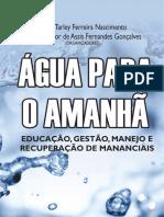 Livro - Nascimento e Gonçalves (2018) Água para o amanhã.pdf