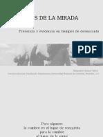 Búsquedas de la mirada. Presencia y evidencia.pdf