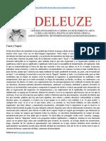Tonal y Nagual - Deleuze.docx